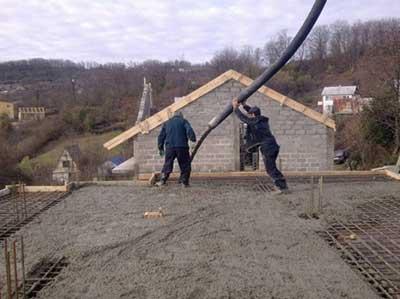 Доставка бетона в ЗАО