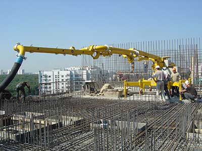 Доставка бетона Шереметьевское шоссе