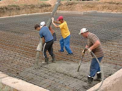 Доставка бетона в Кунцево