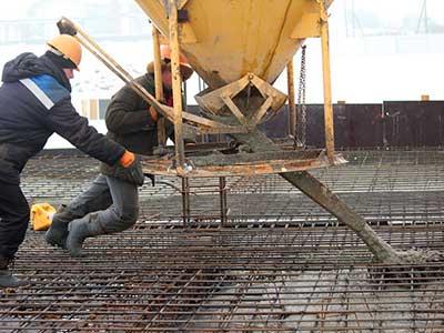 Доставка бетона Кавказский бульвар