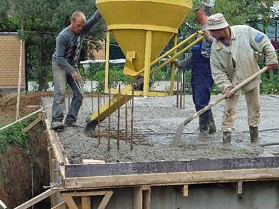 Доставка бетона в Митино