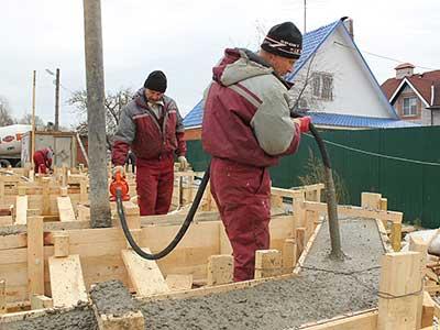 Доставка бетона Коломенское шоссе