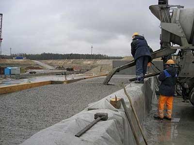 Доставка бетона Новосходненское шоссе