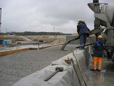 Доставка бетона Сиреневый бульвар