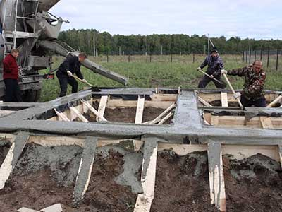 Доставка бетона в Тушино