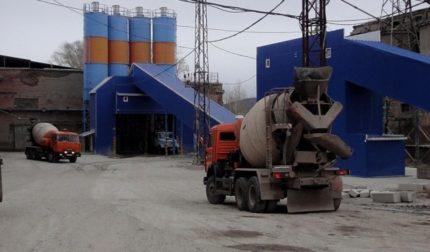 Купить бетон Москва с доставкой от производителя