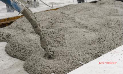 Товарный бетон в Москве с доставкой