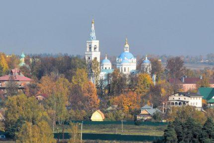 Бетон в Деденево