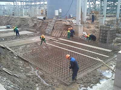 Доставка бетона Коровинское шоссе