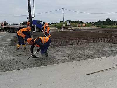Доставка бетона Раменский бульвар