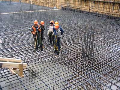 Доставка бетона Аминьевское шоссе