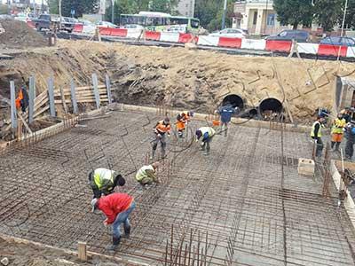 Доставка бетона Кутузовский проспект