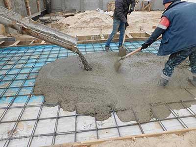 Доставка бетона Кутузовское шоссе
