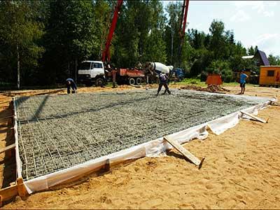 Доставка бетона Литовский бульвар