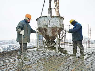Доставка бетона в ТАО