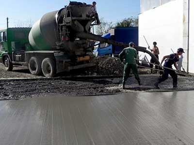 Доставка бетона Звенигородское шоссе