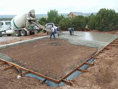 Доставка бетона Зеленый проспект