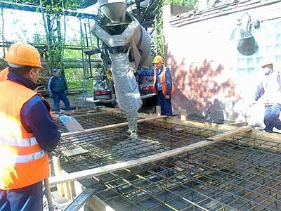 Доставка бетона Шелепихинское шоссе